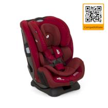 Scaun auto pentru copii Joie Every Stage, 0-36 kg, 4 in 1 versatil Cranberry