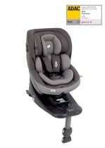 Scaun auto pentru copii Joie I-VENTURE Grupa 0-1, 0-18 kg + Baza Isofix I-size Advance Dark Pewter