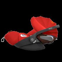 Pachet scoica auto pentru copii Cybex Platinum - Cloud Z i-Size 0-24 luni + Baza Z
