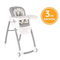 Scaun de masa pentru copii Joie Multiply, 6 luni – 6 ani, multifunctional, 6 in 1 Fern