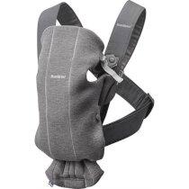 Marsupiu pentru bebelusi BabyBjorn Mini anatomic cu multiple pozitii de purtare 3D Jersey