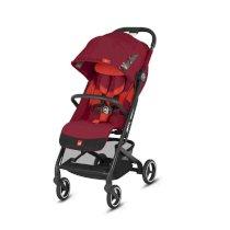 Carucior pentru copii gb - Qbit + All City sport confortabil 6 luni-4 ani Rose Red