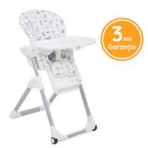 Scaun de masa pentru copii Joie Mimzy Pastel 6 luni - 3 ani Forest