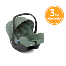 Scoica auto pentru copii Joie I-SNUG Grupa 0, 0-13 kg, nastere - 75 cm Laurel