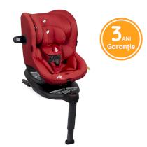 Scaun auto pentru copii Joie I-Spin 360°, nastere-105 cm, cu rotire usoara Merlot