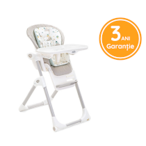 Scaun de masa pentru copii Joie Mimzy 2 in 1 ergonomic Little World