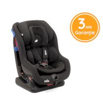 Scaun auto pentru copii Joie Steadi Coal, 0-18 kg, flexibil si inclinabil Coal