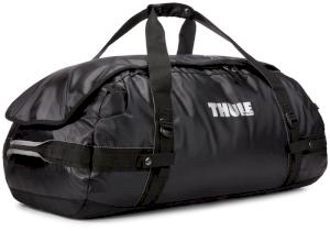 Geanta voiaj de cala Thule Chasm cu design 2 in 1 90L Black