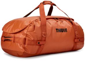 Geanta voiaj de cala Thule Chasm cu design 2 in 1 90L Autumnal