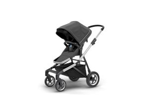 Carucior pentru copii Thule Sleek sport flexibil Aluminum/ShadowGray