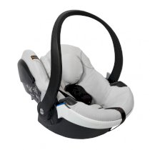 Husa protectoare BeSafe Glaciar Grey pentru scaun auto iZi Go Modular